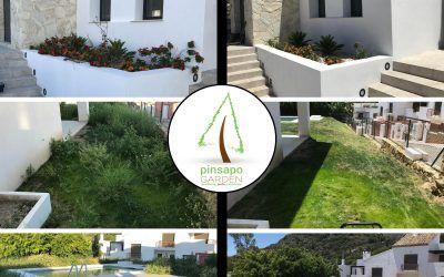 Pinsapo Garden establece una nueva relación laboral con un Grupo Inmobiliario.