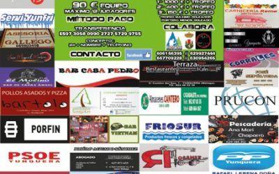 Pinsapo Garden colabora de nuevo con el Deporte de Yunquera.
