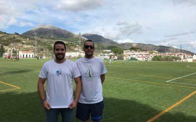 Pinsapo Garden colabora con el fútbol en el municipio de Yunquera.